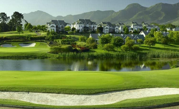 Fancourt Golf Resort, South Africa