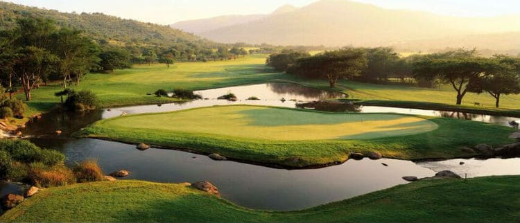 Gary Player Golf Course, South Africa