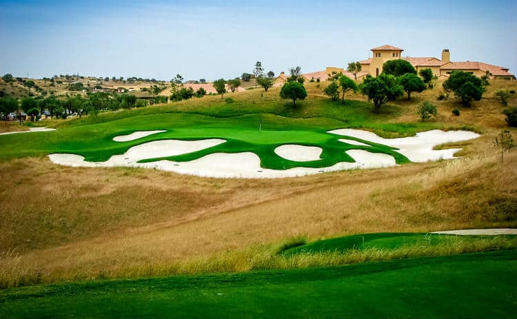Golf holiday in Portugal at Monte Rei Golf