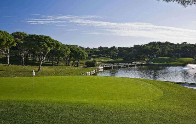 Golf holiday in Portugal at Quinta do Logo