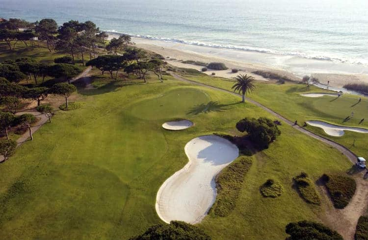 Golf holiday in Portugal at Vale do Lobo