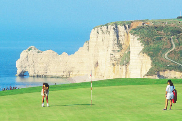 Golf holidays in France