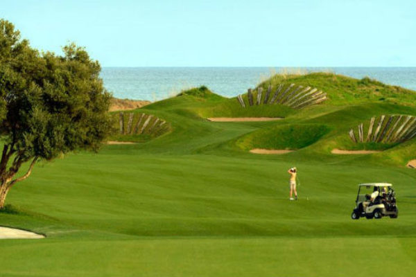 Golf holidays in Turkey