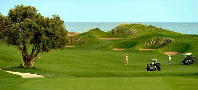 Golf holidays in Turkey