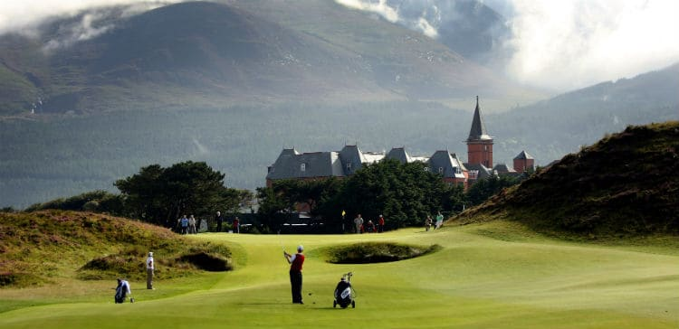 Golf holidays in UK