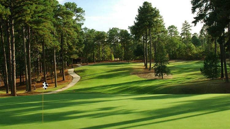 No 1 Golf course, Pinehurst