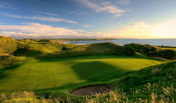 Old Golf Course at Ballybunion Club