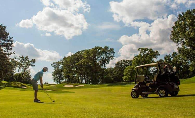 Royal St George Golf course, UK