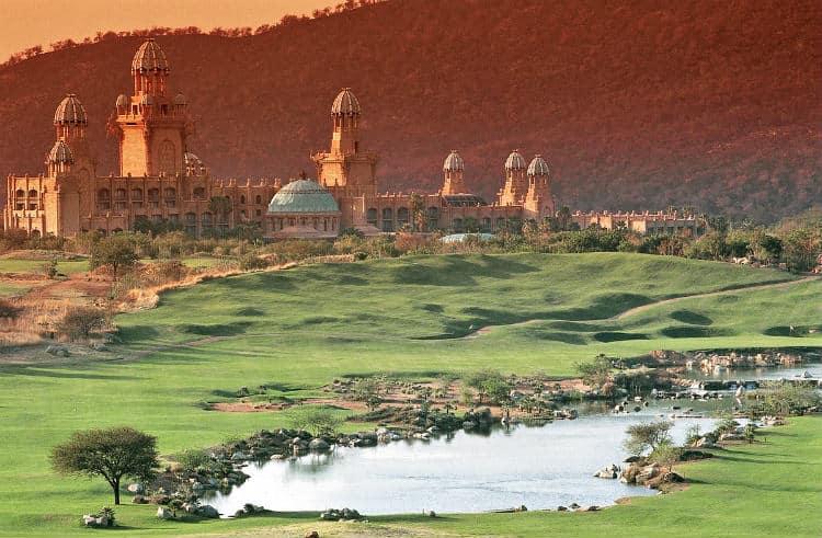 Sun City Golf Resort, South Africa