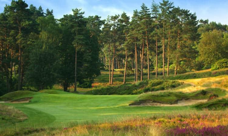 Sunningdale Golf Club Old Course, UK