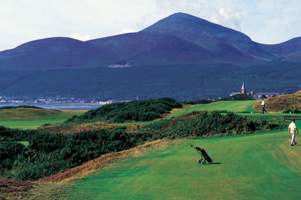 Golf holidays in Ireland