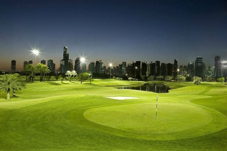 Address Montgomerie Golf Course, Dubai