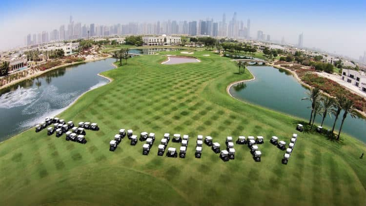 Address Montgomerie Golf Resort, Dubai