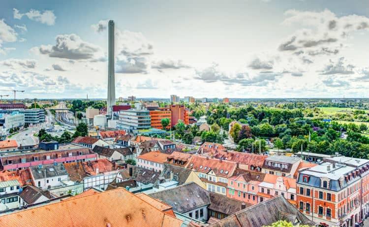 Berch festival in Erlangen