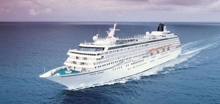 Crystal Symphony - Best cruise from Miami