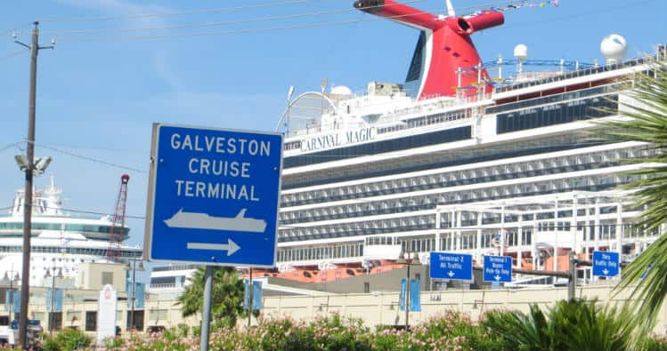 Best cruises from Galveston, Texas