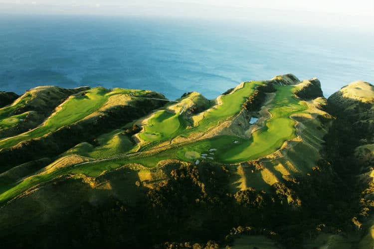 Cape Kidnappers Golf Course, New Zealand