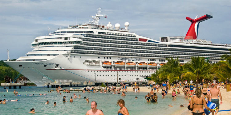 Carnival Liberty, Carnival Cruise Line