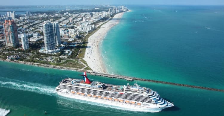 Cruises From Miami >> Best Cruises From Miami Florida