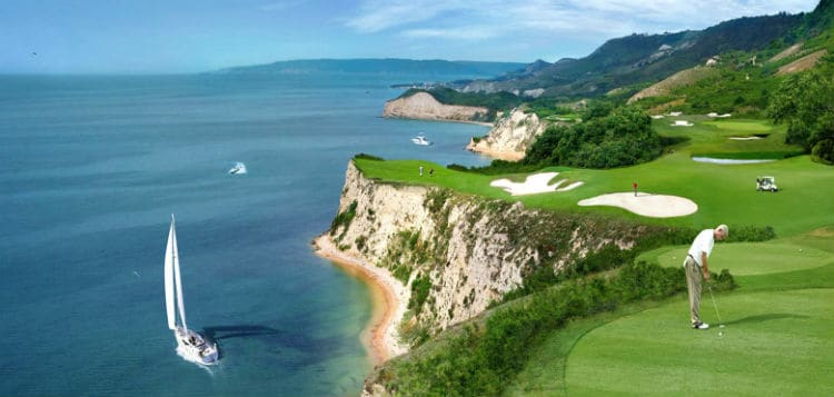 Golf holidays in Bulgaria