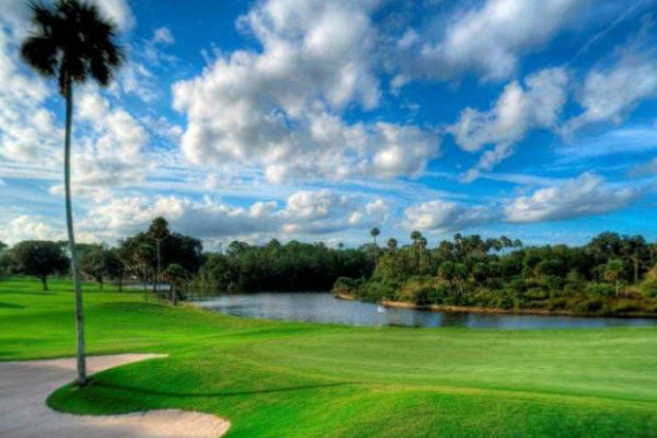 Golf holidays in Florida