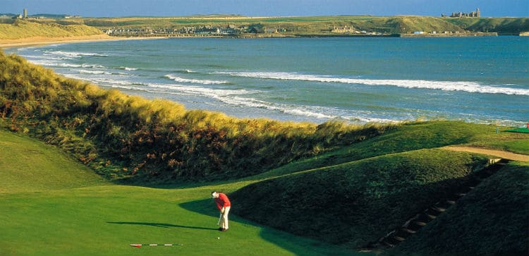 Golf holidays in Scotland