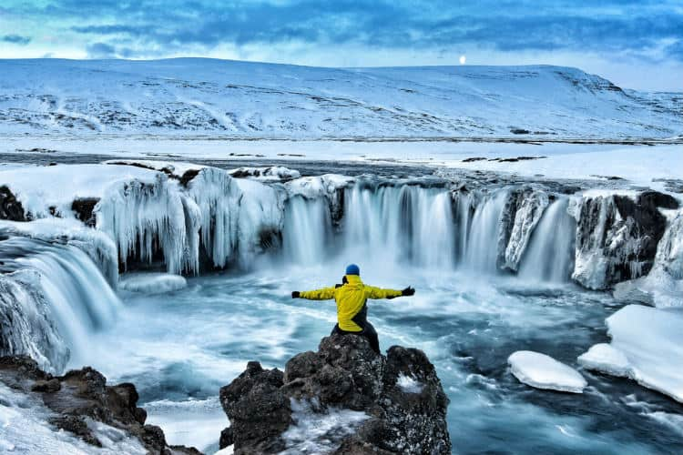 Iceland - perfect for women solo travel