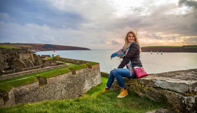 Ireland - solo travelling woman