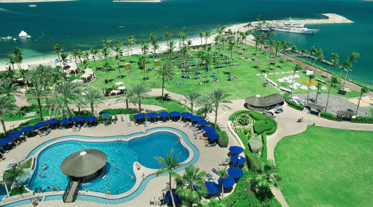 Jebel Ali Golf Resort, Dubai