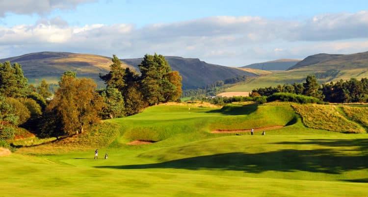 King's Golf Course, Gleneagles
