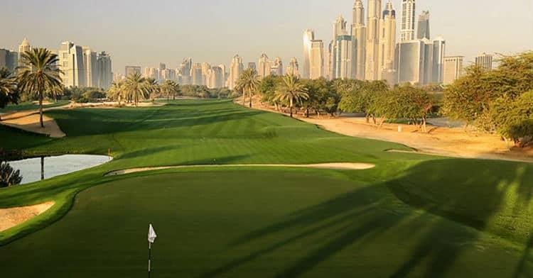 Majlis Golf Course, Dubai