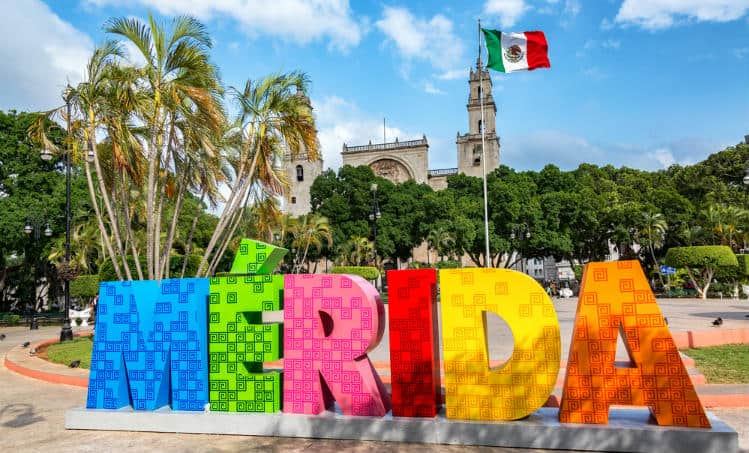 Merida, Mexico - vacation spot for gay couples and singles
