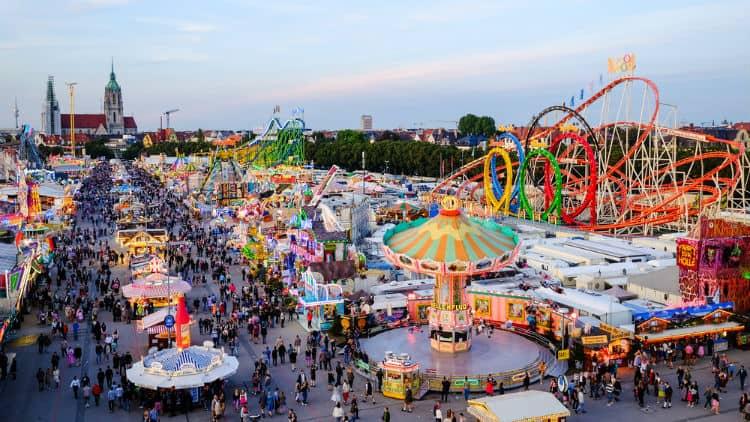 Oktoberfest - best beer festival in World