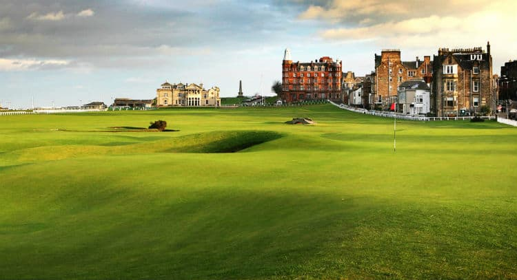 Old Golf Course, St Andrews