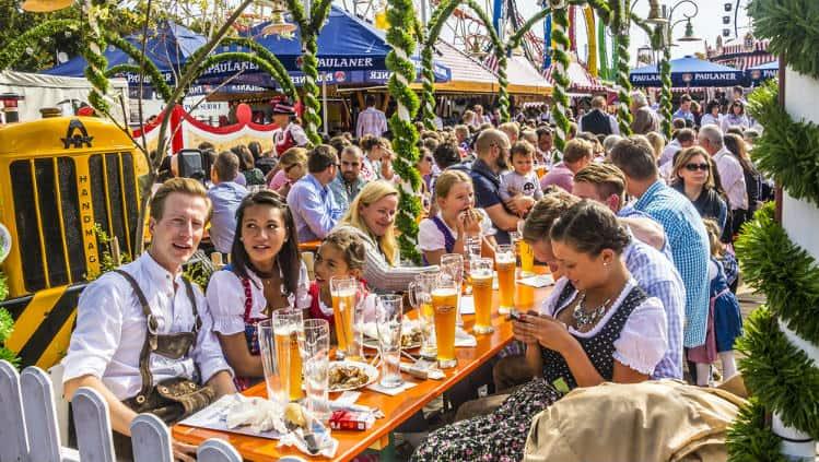 STARKBIERZEIT - Munich strong beer festival