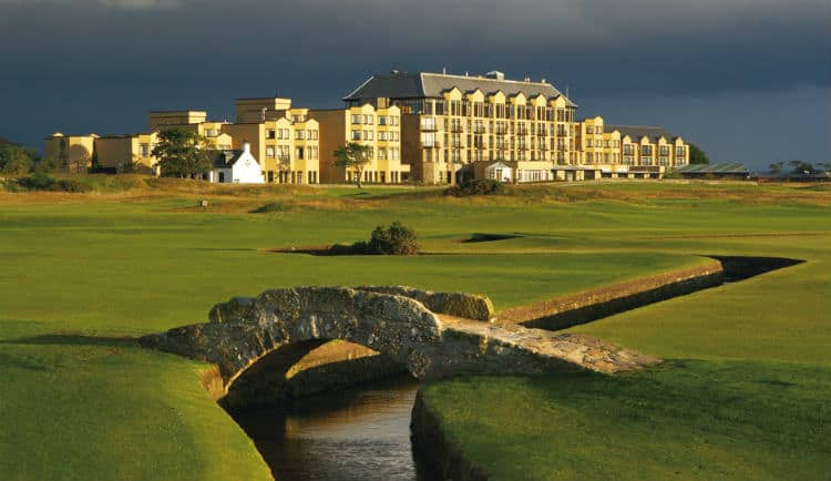 St Andrews Old Golf Course Hotel