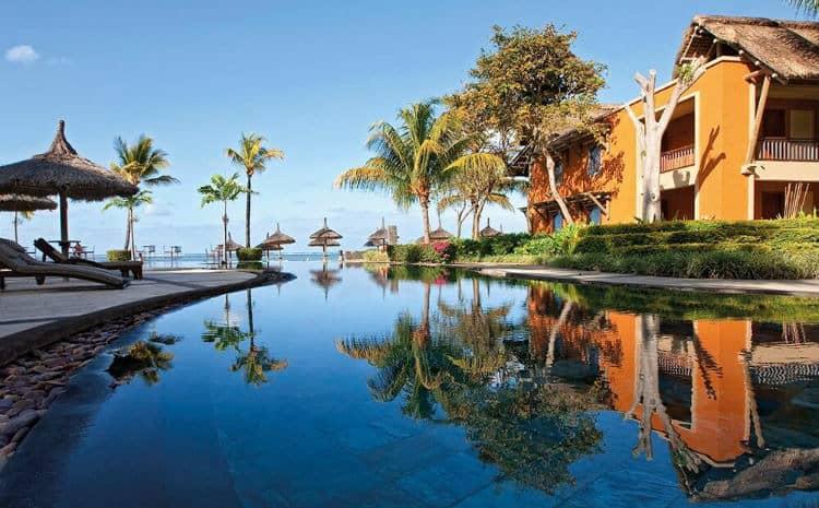 The Heritage Awali Golf and Spa Resort, Shangri La's Le Touessrok Resort and Spa, Mauritius