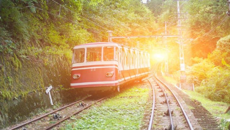Visit Mount Koya in Japan