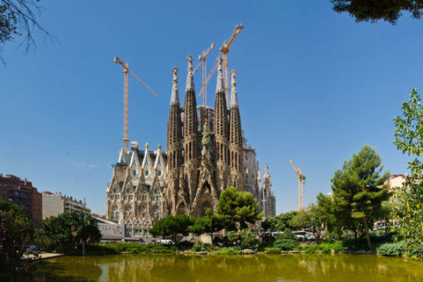 Facts about Sagrada Familia, Barcelona