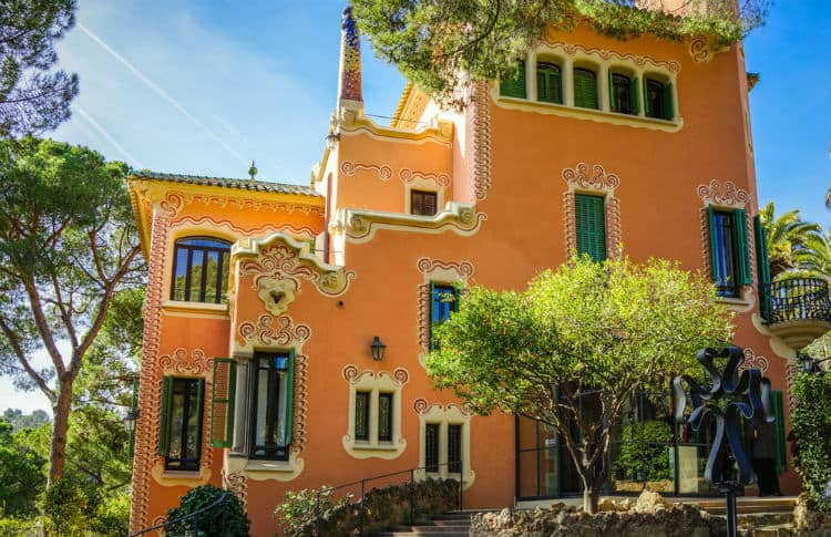Gaudi House Museum, Park Guell