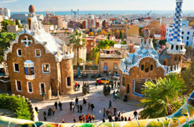 How to go to Parc Guell