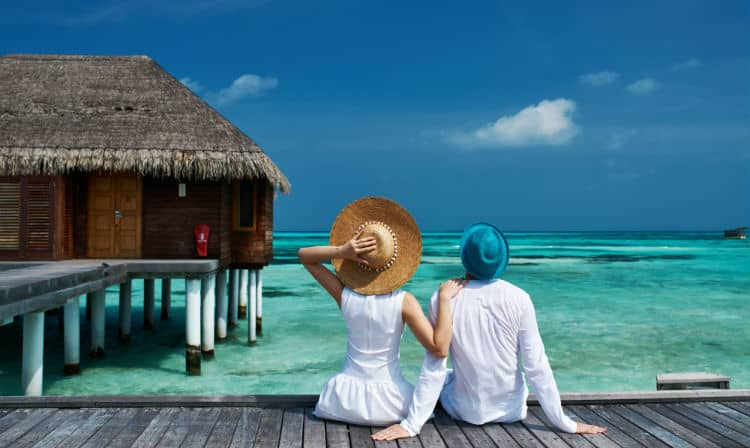 Maldives Top Romantic Honeymoon Destination In Asia