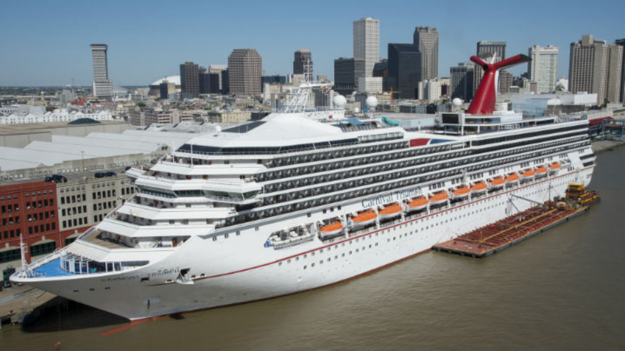 Cruises From New Orleans >> Best Cruises From New Orleans Louisiana