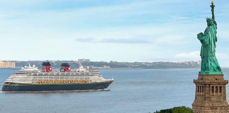Cruises from New York City