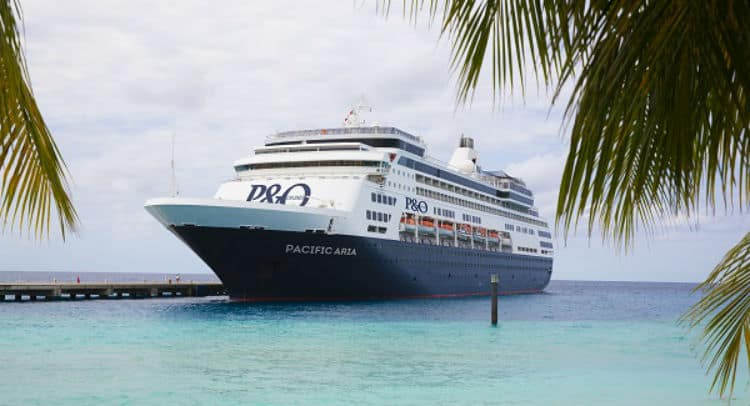 P&O Cruise from Brisbane, Queensland