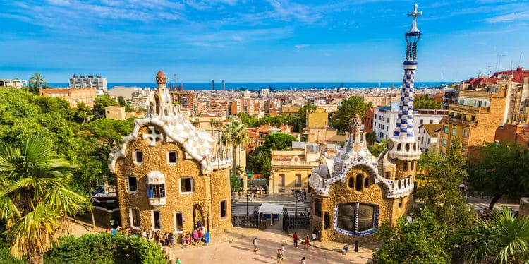 Park Guell Guided Tours