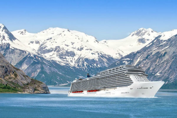 Alaska Cruise Norwegian Bliss