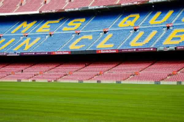 Camp Nou Experience Tour