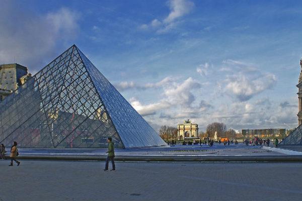 Visit Louvre Museum