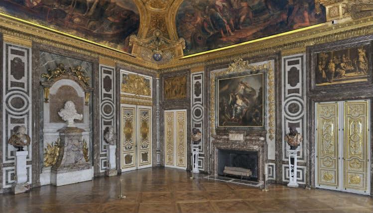 Diana Room at Versailles